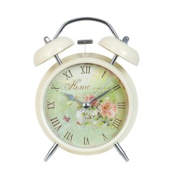 Alarm clock   Ø 12*15 cm /...