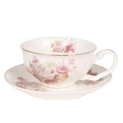 Cup and saucer | 12*9*5 / Ø...