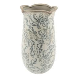 Vase | Ø 14*28 cm | Beige |...
