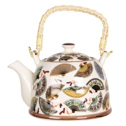 Clayre & Eef Teapot with...