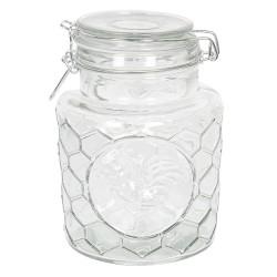 Storage jar with lid | Ø...