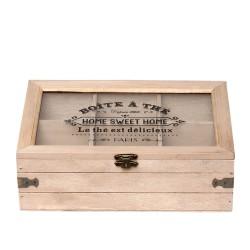 Clayre & Eef Tea box (6...