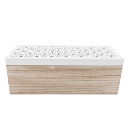 Tea box (3 compartments) |...