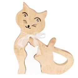 Decoration cat   21*2*18 cm...