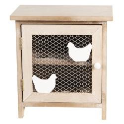 Clayre & Eef Egg Cabinet...