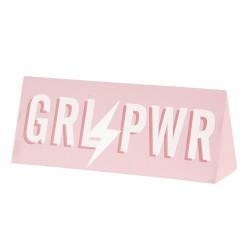 Quote board GRL PWR |...