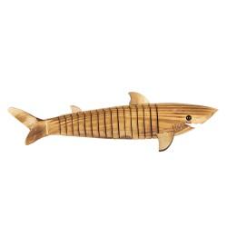 Decoratie houten vis |...