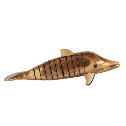 Decoration wooden dolphin  ...