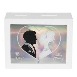 Money box   18*7*14 cm  ...