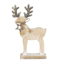 Deer   17*5*23 cm   Beige  ...
