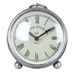 Table clock | Ø 11*5 cm /...