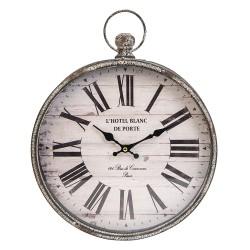 Horloge murale   30*6*39 cm...