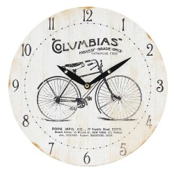 Wall clock | Ø 29*4 cm /...