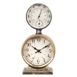 Horloge de table   13*6*27...