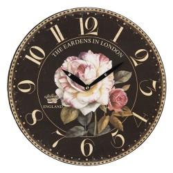 Horloge murale | Ø 34*3 cm...
