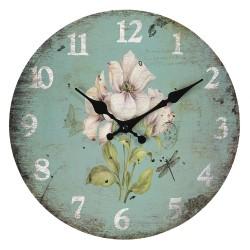 Horloge murale | Ø 30*3 cm...