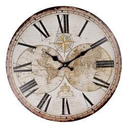Wall clock | Ø 34*4 cm /...