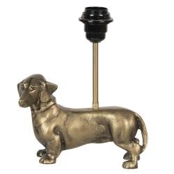 Clayre & Eef Tafellamp Hond...