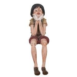Decoration figure Pinocchio...