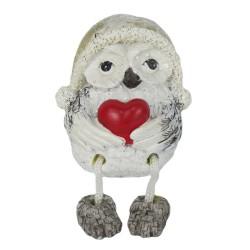 Decoration owl | 6*5*6 cm |...