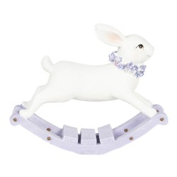 Decoration rocking rabbit |...