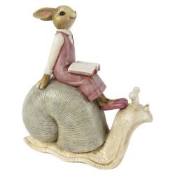 Decoration sitting rabbit...