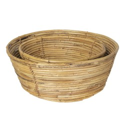Basket  (set 2) | Ø 47*19...