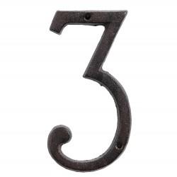 Nummer (3) | 15 cm | Bruin...