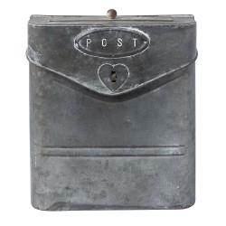 Mailbox | 24*8*29 cm | Grey...