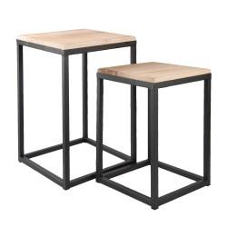 Table d'appoint (ensemble...
