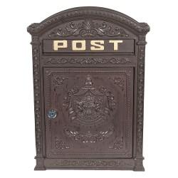 Boîte aux lettres  ...