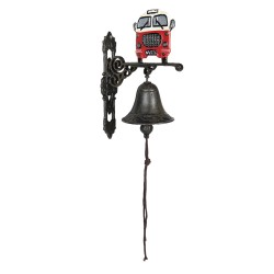 Bell with bus | 18*11*25 cm...