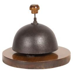 Bell | Ø 20*17 cm | Grey |...