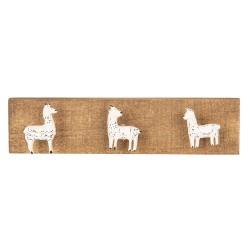Clayre & Eef Wall Coat Rack...