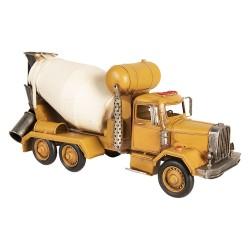 Model concrete mixer truck...