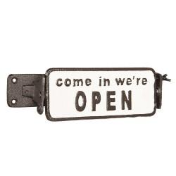 Clayre & Eef Open Gesloten...