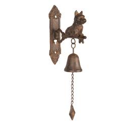 Bell | 6*16*38 cm | Brown |...