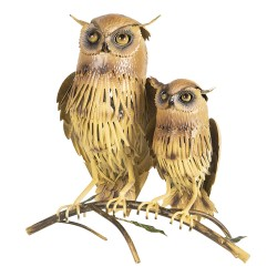 Decoration owls | 36*20*36...
