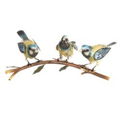 Decoration birds on branch...