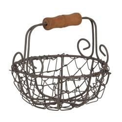 Basket   Ø 11*11 cm   Brown...