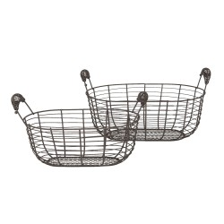 Baskets (set 2) | 35*19*16...