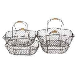 Baskets (set 2) | 38*28*36...