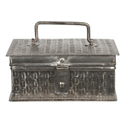 Boîte en métal | 18*11*8 cm...