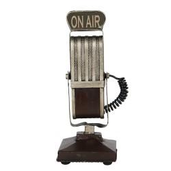 Decorative model microphone...