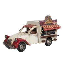 Modèle de camion food truck...