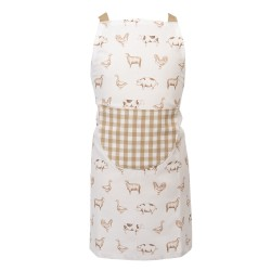 Apron child | 48*56 cm |...