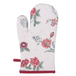 Oven glove | 16*30 cm | Red...