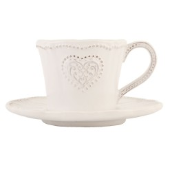 Cup and saucer | Ø 15*8 cm...
