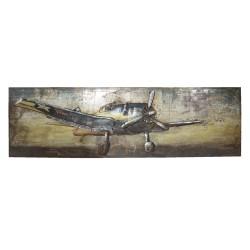 Wanddecoratie vliegtuig  |...