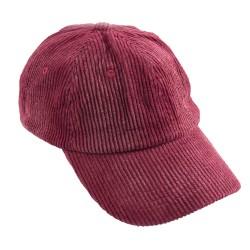 Cap | 57 cm | Red | Cotton...